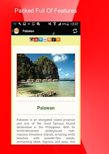 Philippines Backpacker Guide - screenshot