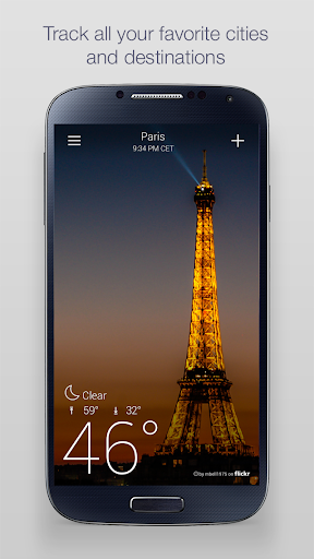 Yahoo Weather screenshot 5