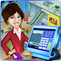 Supermarket Cashier Mania APK for Bluestacks