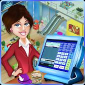 Game Supermarket Cashier Mania APK for Kindle