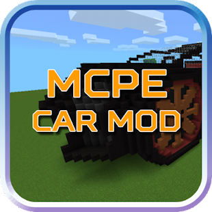 Car MOD For MCPE - screenshot