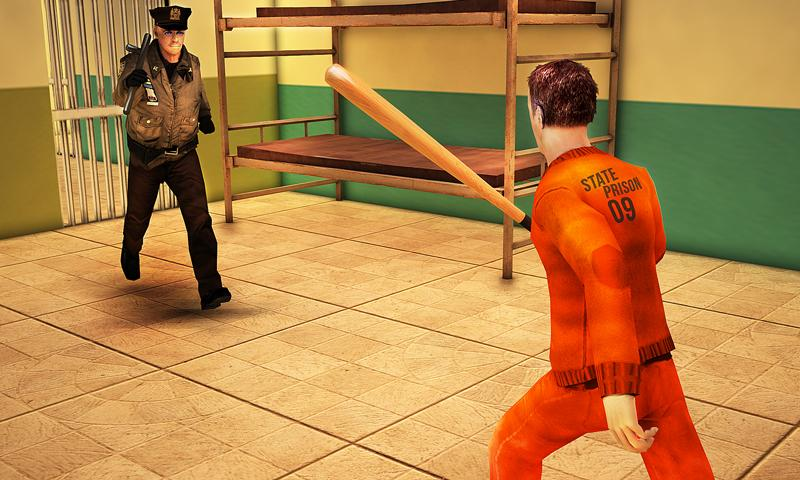 Hard Time Prison Escape 3D Screenshot 0