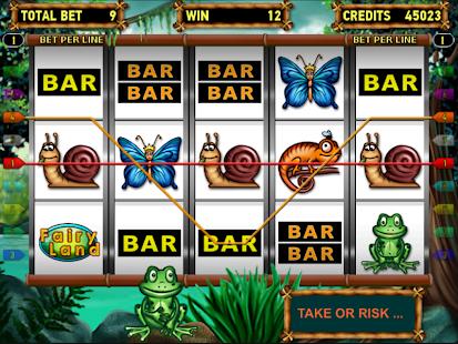 fairy land slot machines online free