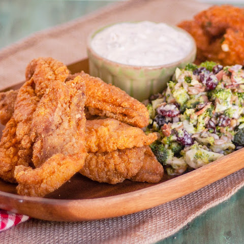 Cajun Fried Catfish