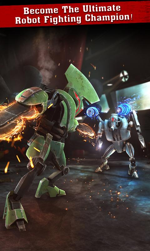 Iron Kill: Robot Fighting Game Screenshot 0