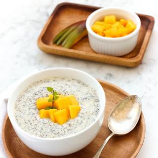 Mango Yogurt Pudding Recipes