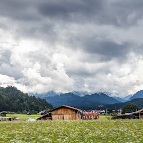by Lieven Lema - Landscapes Prairies, Meadows & Fields ( garmisch-partenkirchen, gapa, 2012, canon eos 5d mkii )
