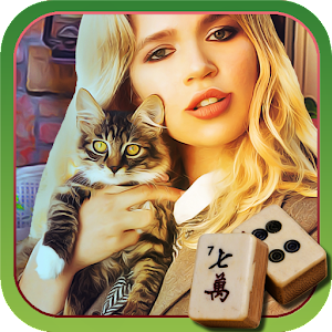 Mahjong: A Day with my Cat for Android
