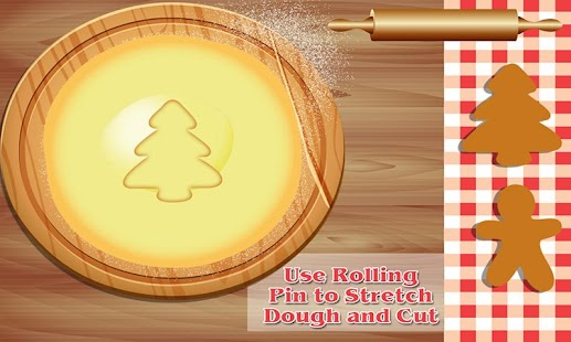 Ginger Bread Maker - Cooking - screenshot