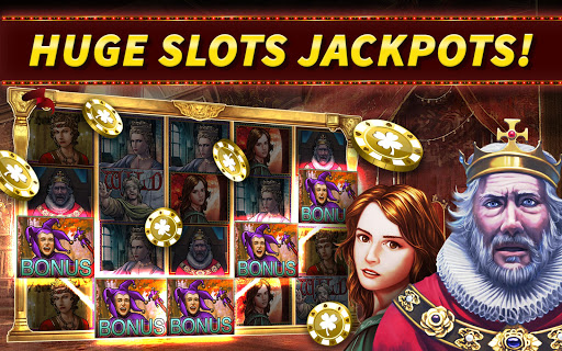 SLOTS: Shakespeare Slot Games! screenshot 14