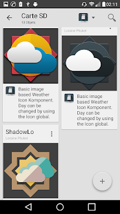 Meteo Widgets By LP II- screenshot thumbnail