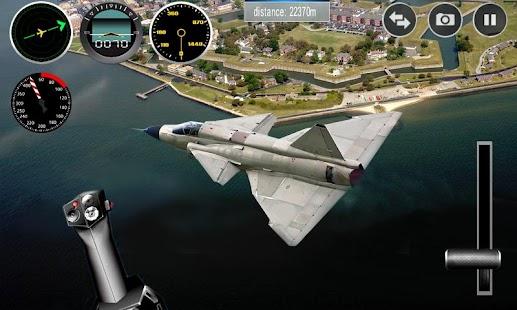 Plane Simulator 3D- screenshot thumbnail