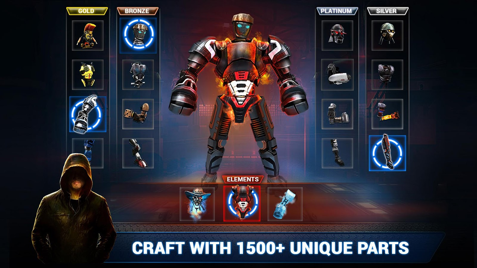 Real Steel Boxing Champions Screenshot 1