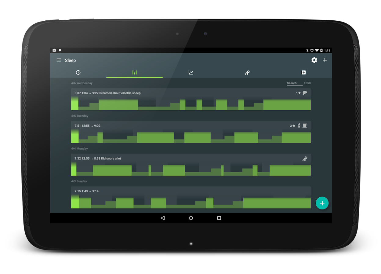 Sleep as Android Screenshot 14