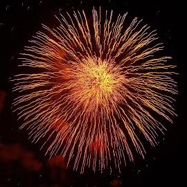 Gudja Fireworks Tar-Ruzarju by Ruben  Paul - Abstract Fire & Fireworks ( malta, gudja, fujifilm, fireworks, tar-ruazarju )