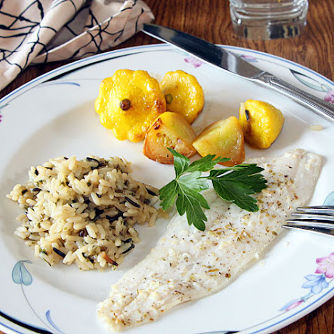 Easy Herbed Tilapia