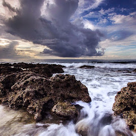 Slow Motion by Dody Alaydrus - Landscapes Beaches (  )