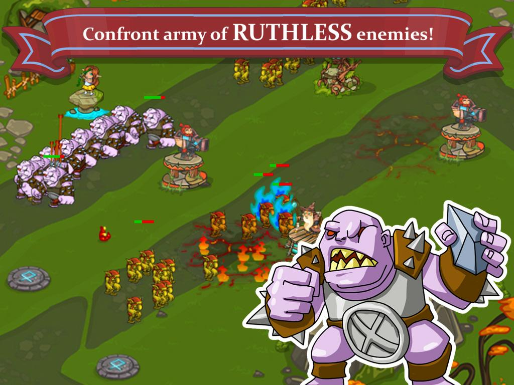 Fantasy Defense Screenshot 11