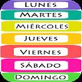 App Imagenes de Dias de la Semana APK for Windows Phone