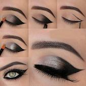 App Eye Makeup Step by Step 2017 APK for Kindle