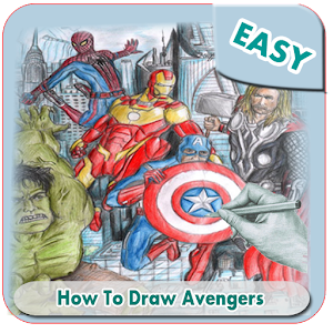 Download How To Draw Easy Avengers For PC Windows and Mac