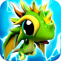 Game My Baby Dragon in the City: Tokyo Anime Adventure apk for kindle fire