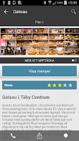 Screenshot of Täby Centrum