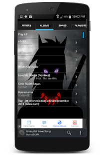 Rinnegan Music Player - screenshot