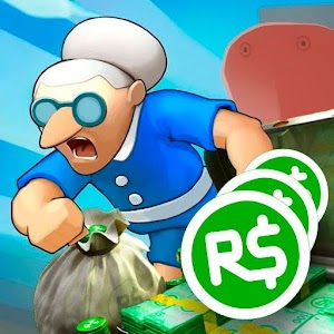 Strong Granny - Win Robux for Roblox platform for pc