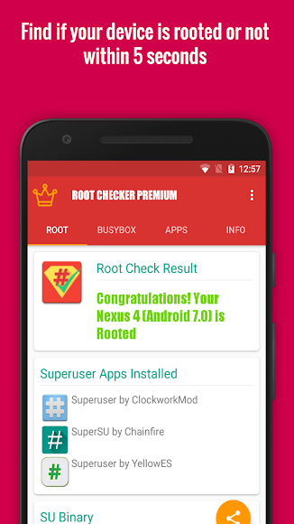 Root Checker Advanced Premium 2.1.6