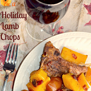 Holiday Lamb Chops in the Crock Pot
