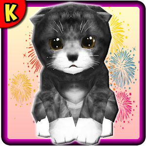 Cover art KittyZ virtual pet cat care