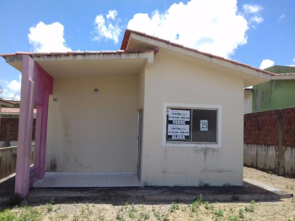 Casa residencial para locação, Severiano Moraes Filho, Garan...