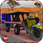 Moto Transporter Big Truck APK for Ubuntu