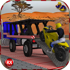 Moto Transporter Big Truck Hacks and cheats