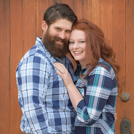 gettin' hitched! by Dawna Hall-Kraus - People Couples