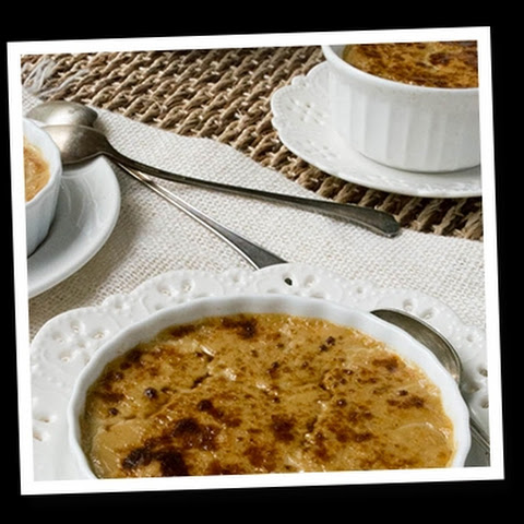 Sugar Free Hazelnut Coffee Creme Brulee