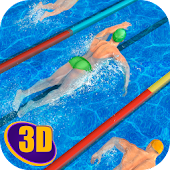 Swimming Pool Race 2017 Icon