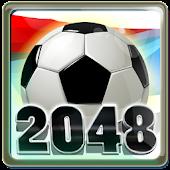 2048 Football APK for Ubuntu