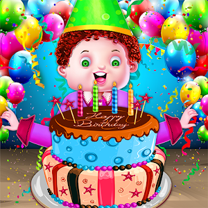 Download Birthday Cake Maker Factory – Dessert Party For PC Windows and Mac