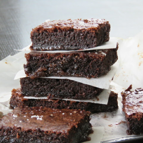 The five step Milo brownies