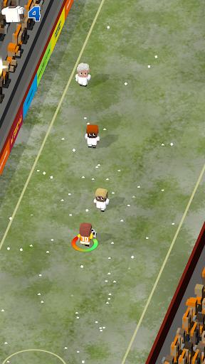 Blocky Soccer screenshot 17