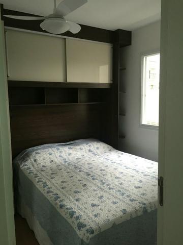 Apartamento de 52m² com 2 dorm em  Santo André.