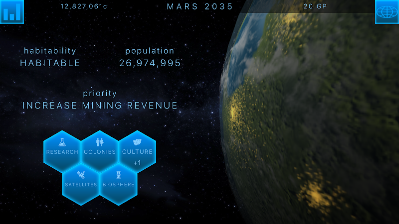 TerraGenesis - Space Settlers Screenshot 5