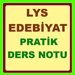 Download Download LYS Edebiyat Ders Notu for PC on Windows and Mac for Windows Phone