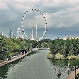 by Koh Chip Whye - City,  Street & Park  City Parks