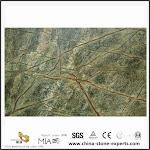 Indian Bidasar Green Marble Slab Stone For Kitchen Countertop,Wall,Floor Design