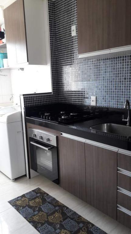 Apartamento à venda, Parque das Colinas, Hortolândia/SP