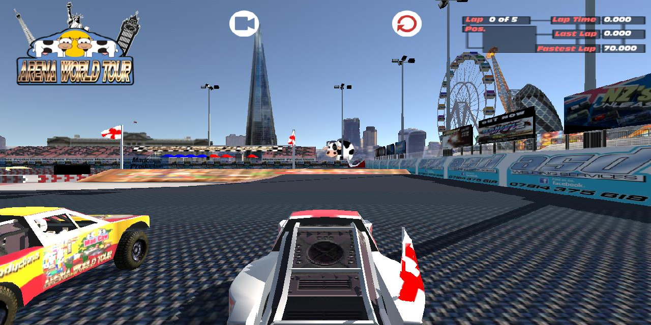 Arena World Tour Screenshot 4