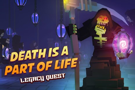 Legacy Quest Screenshot